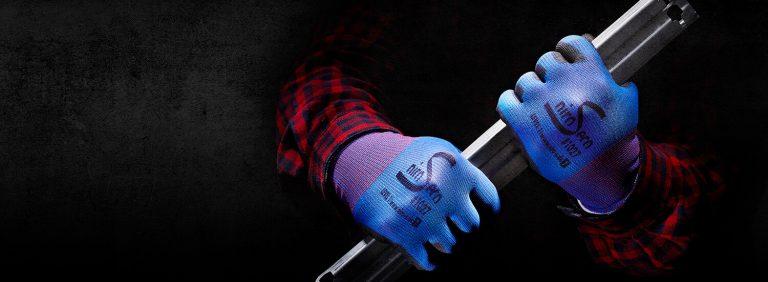 Handschuhe mit Beschichtung Polyurethan - PU